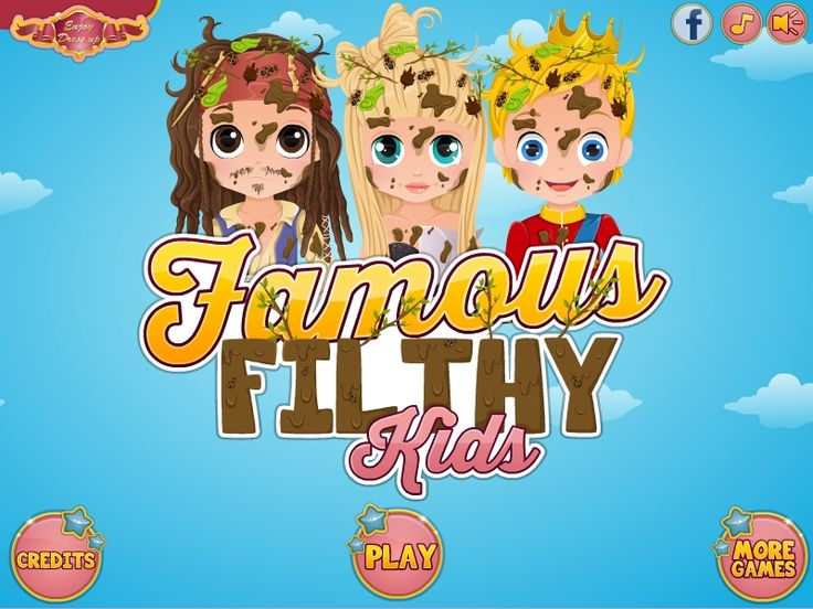 Famous Filthy Kids http://www.enjoydressup.com/famous-filthy-kids?ref=index