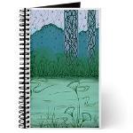 Elisa Viotto Arte Erbe d'acqua dolce Journal