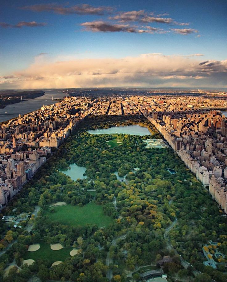 Central Park by New York City Feelings @derek_austin_sabety | @flynyon...