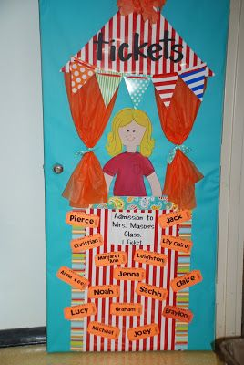 1000 Images About Daycare Front Door Decorations On