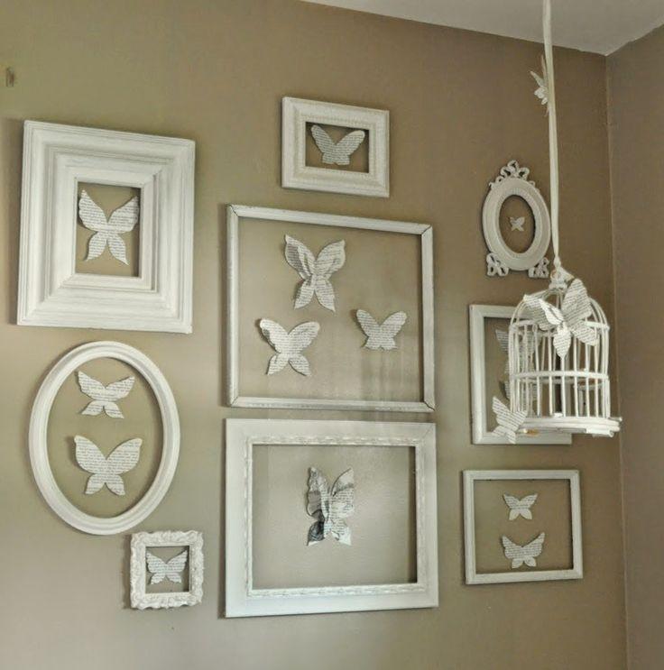 Oltre 25 idee originali per arte per pareti fai da te su pinterest decorazioni delle pareti - Decorazioni fai da te camera da letto ...