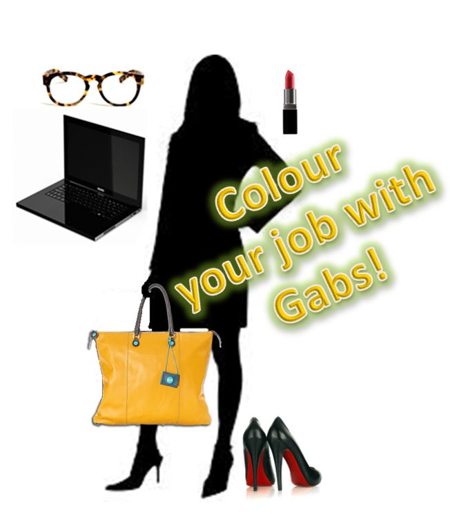 Colour your job with Gabs!