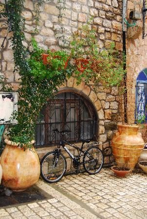 Streets of Safed, Israel
