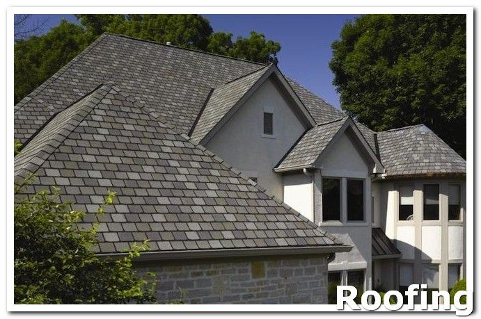 Roofing Ideas When Working On The Roof Yourself Make Sure That The Weather Conditions Are Clear For Your Own Safety Hose O Roof Styles Roof Architecture
