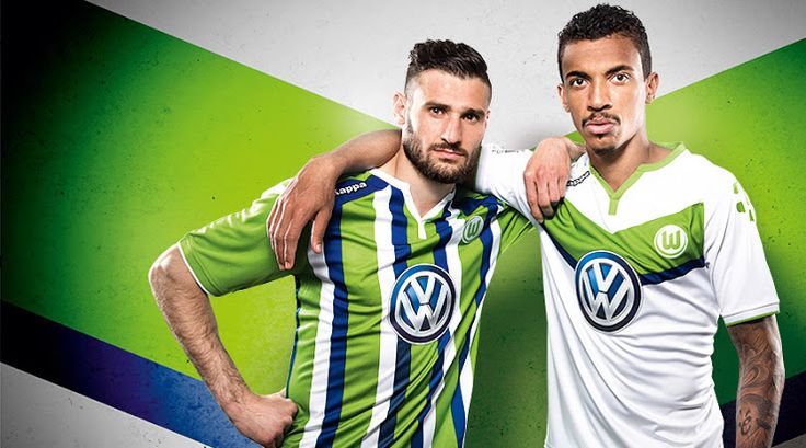 VfL Wolfsburg 15-16 Kits Released - Footy Headlines
