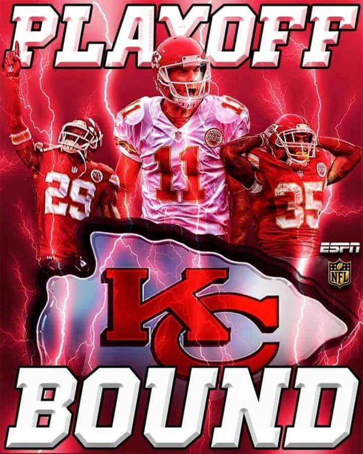 THE STRONG......THE PROUD.......THE KANSAS CITY CHIEFS!!!!! 2016