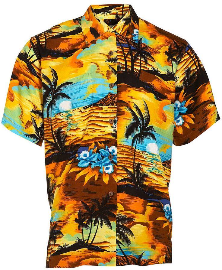 Гавайские рубашки. Гавайки купить.