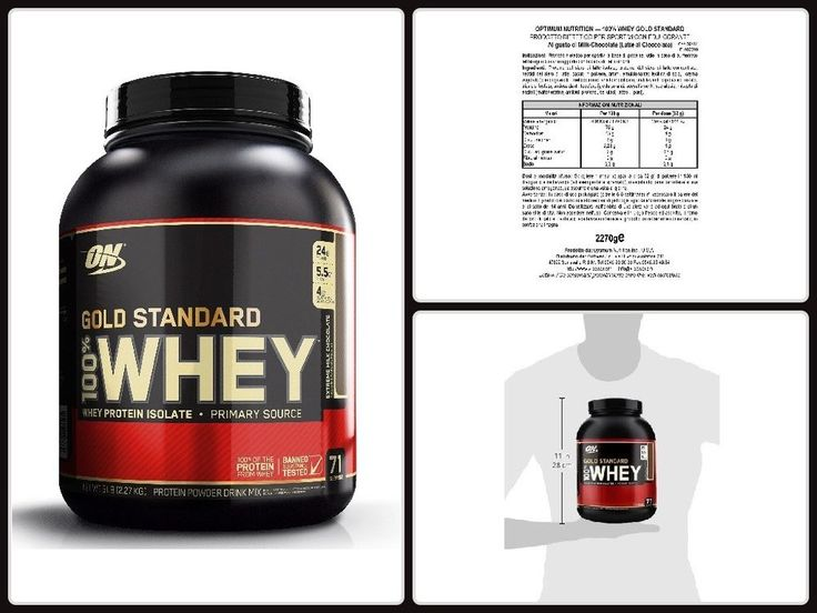 Optimum Nutrition Gold Standard 5 Pound 100% Whey Protein Powder Milk Chocolate #Health & Beauty #healthyeating