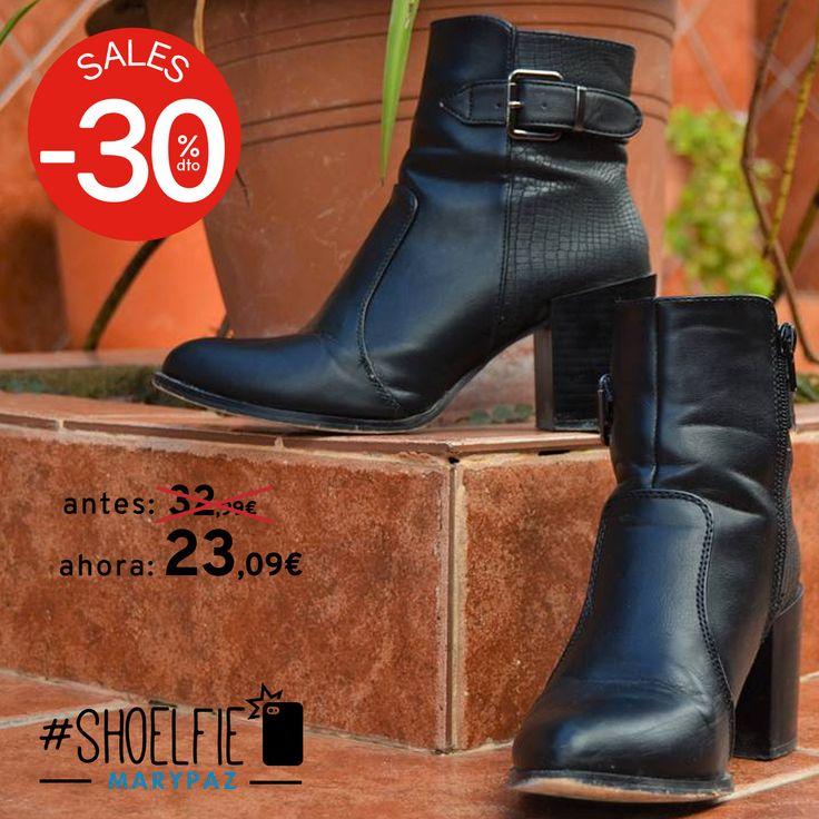 HASTA 50% DTO.¡¡REBAJAS MARYPAZ!! En tiendas físicas y online  Buenos días con el #Shoelfie by @diroescorner  Hazte con este BOTÍN TEXTURA aquí ►http://www.marypaz.com/woman/botin/botin-textura-reptil-0135616i059-75084.html  #SoyYoSoyMARYPAZ #Follow #winter #love #fashion #colour #tendencias #marypaz #locaporlamoda #BFF #igers #moda #zapatos #trendy #look #itgirl #invierno #AW16 #igersoftheday #girl  **Promoción válida desde el 07 de enero.