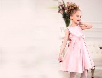 Выкройка платья для девочки без рукавов с патами