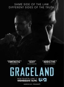 Грейсленд 3 сезон (2015)