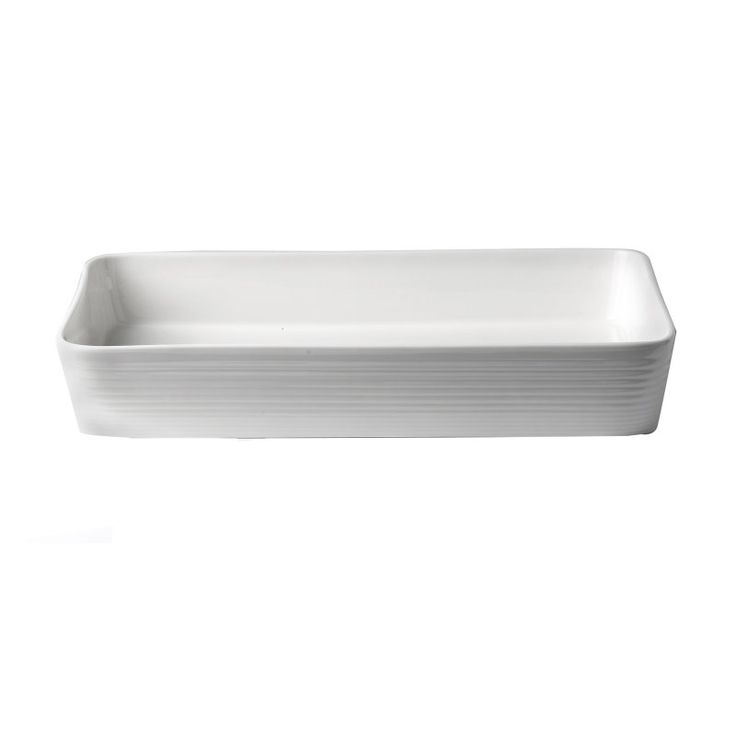 Gordon Ramsay Maze White Rectangular Roaster - 41286251