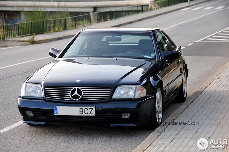 Mercedes-Benz Brabus SL 7.3S R129 2