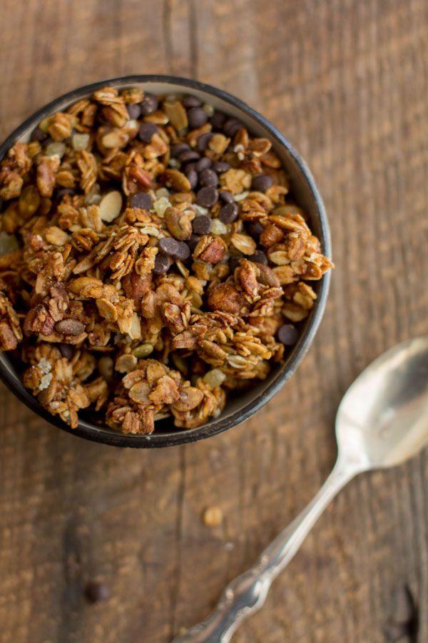 pumpkin granola recipe oprah