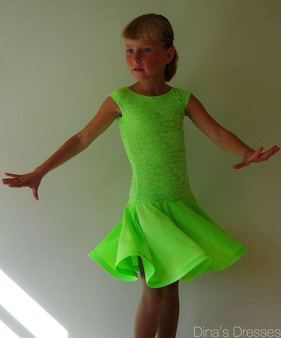 "Robe de dance sportive ""Emma"""