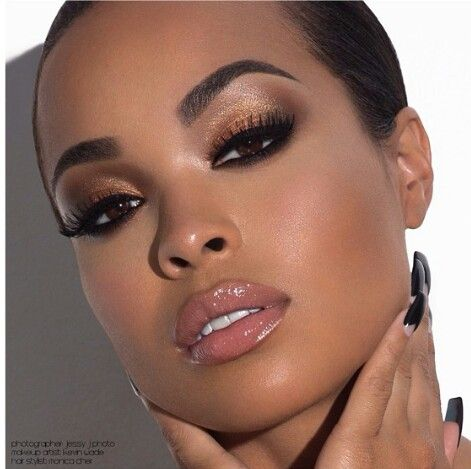 1020 Best Makeup For Pretty Brown Skin 1 Images On