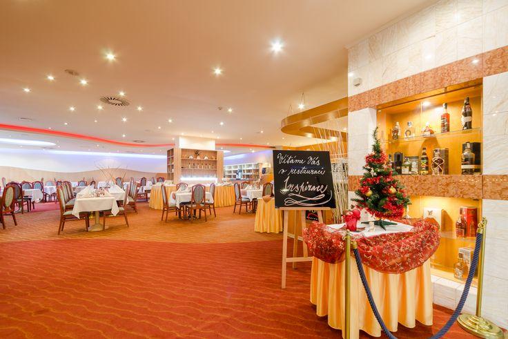Restaurace INSPIRACE / Restaurant INSPIRATION