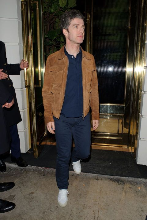 While you can't help but miss the Nineties uniform of oversized adidas, bucket hats and moth-eaten sweatshirts, 2017 Noel Gallagher does a fine job of dressing like a grown-up, albeit one who used to be in one of the world's biggest bands.