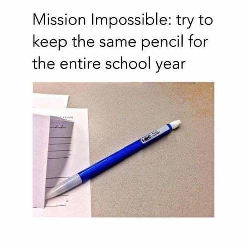When you try and make the impossible happen.   22 Back To School Memes All Teachers Will Relate To
