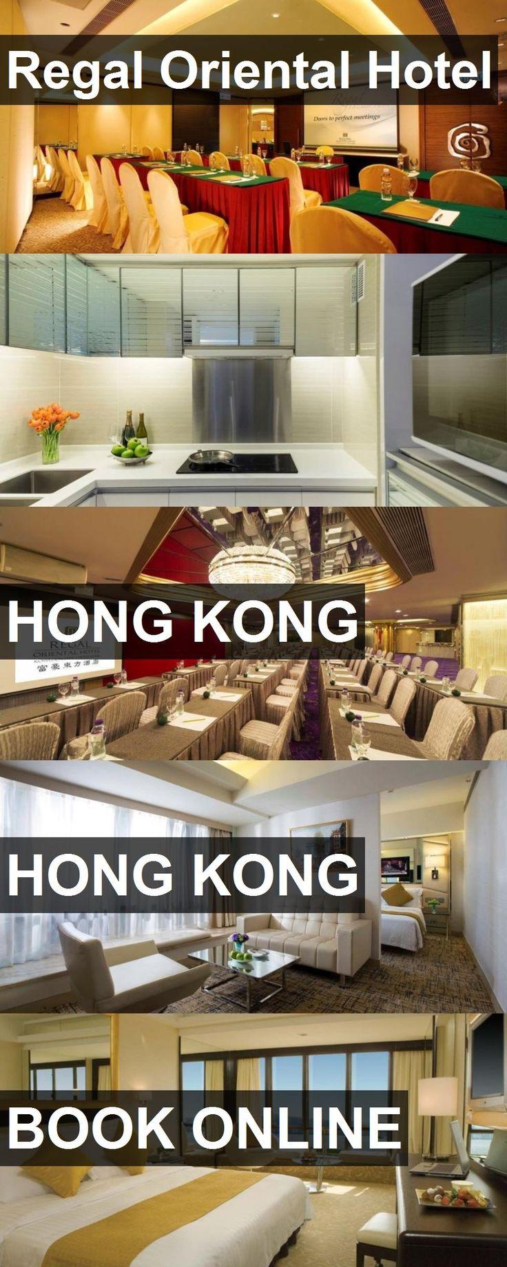 Regal Oriental Hotel in Hong Kong, Hong Kong. For more information, photos, reviews and best prices please follow the link. #HongKong #HongKong #travel #vacation #hotel