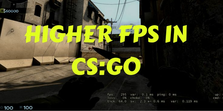 https://csgotradezone.com/blogs/counter-strike/cs-go-fps  Do you want to know how to get the maximum rate of fps out of your PC for Counter-Strike? Then Csgotradezone is the place to go. You will learn 5 tipps on how to increase your frames per second rate in CS:GO!