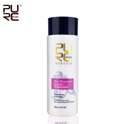 PURE Keratin Hair Straightening Treatment