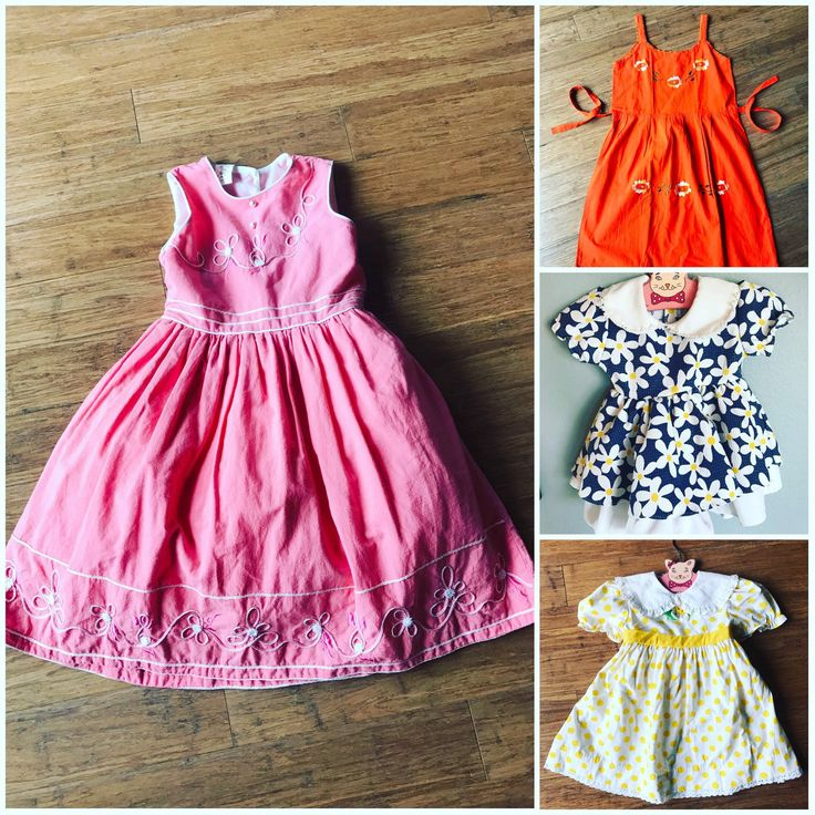 Just added a few dresses to the shop!!head over and shop it up! Coupons/free shipping available #vintage #dresses #girls #toddlers #kids