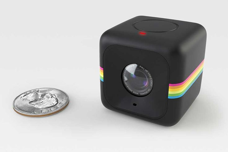 The Cube is a tiny HD action-video camera priced at $99 for kids who can't afford a GoPro, which can cost two to four times as much