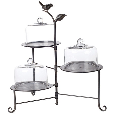 Triple Cake Stand
