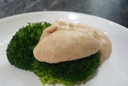 Sauce béchamel fromagère (vegan)