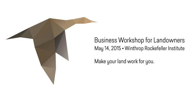 @theparkwife for @Rockefeller Winthrop Rockefeller Institute Business Workshop for Landowners