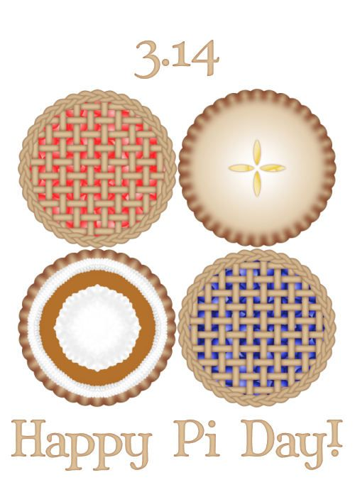 cute and clever Pi Day Activities - March 14