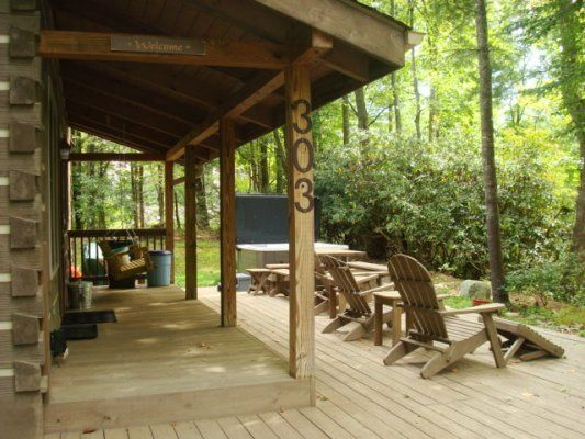 1 Sweet Seclusion - Cabin rentals in NC, NC cabin rentals, cabins in Boone NC