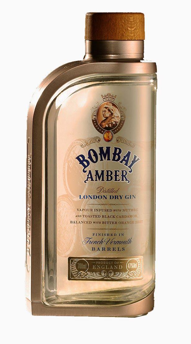 Gin Vans Taiwan: Bombay Amber Gin 從藍寶石中焠出的琥珀