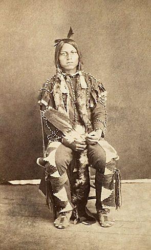 Yankton Man Ca.1867.