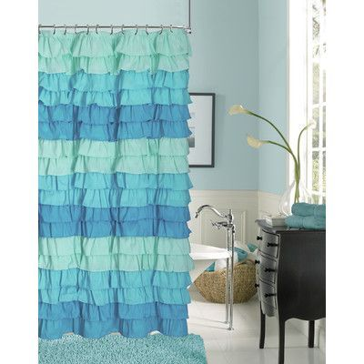 25 Best Ideas About Ruffle Shower Curtains On Pinterest Lace Shower Curtains Diy Childrens