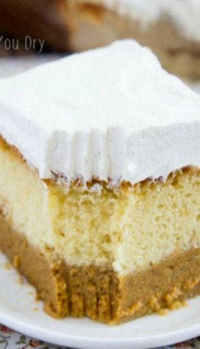 Recipe pumpkin pie mix yellow cake