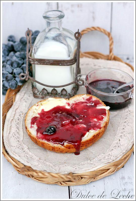 Dulce de Leche: Hroznový džem