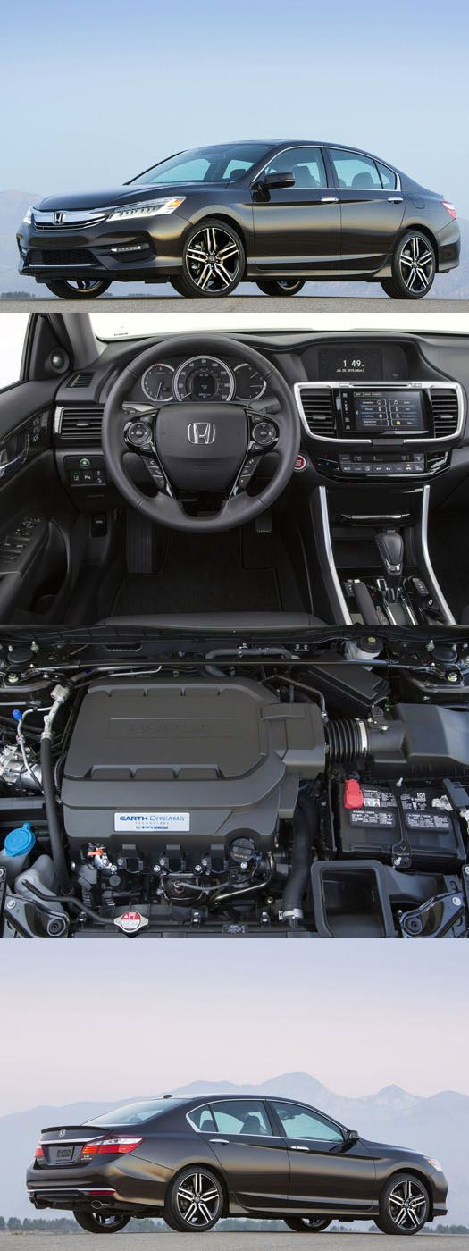 Honda Accord 2016 an Overview and Engine Performance. #FairfieldGrantsWishes