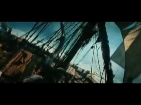 Piratas del Caribe: El Kraken