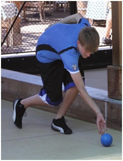 Bocce - An exciting sport that can be enjoyed by almost all individuals