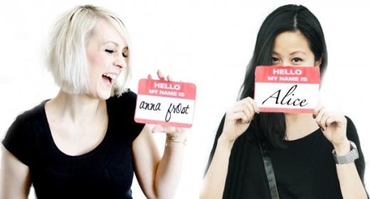 BeeDees: Alice und Anna Frost schreiben Blog für Dessous-Onlineshop