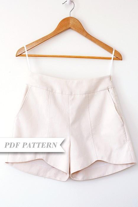 cute unique shorts! @Elizabeth Halcomb