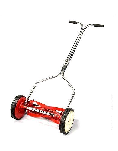 Great States Model 304-14 Five Blade 14 Inch Push Reel Lawnmower. Rating 4.2/5 stars,   75 customer reviews