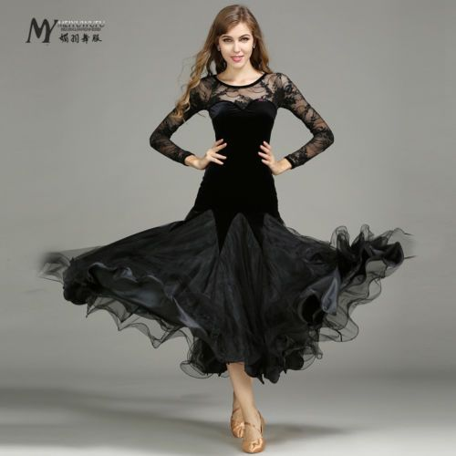 2017-NEW-Standard-Waltz-Tango-Smooth-Latin-Ballroom-Competition-Dance-Dress-Y751
