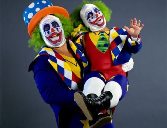 Late Doink the Clown: When I started, only two people in the ...