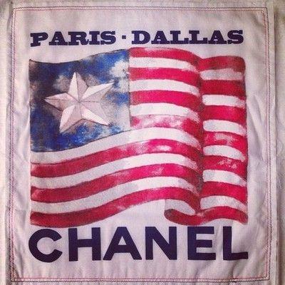 It's tomorrow! Stay tuned for live pics of the Chanel Paris-Dallas show #chaneldallas #itsdallasbaby (à Dallas)