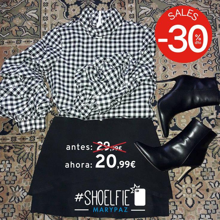 HASTA 50% DTO.¡¡REBAJAS MARYPAZ!! En tiendas físicas y online  Nos encanta el look que nos propone nuestra #Shoelover @ladyoocito  Hazte con este BOTÍN PUNTA FINA aquí ►http://www.marypaz.com/woman/botin/botin-punta-0136816i203-75007.html  #SoyYoSoyMARYPAZ #Follow #winter #love #fashion #colour #tendencias #marypaz #locaporlamoda #BFF #igers #moda #zapatos #trendy #look #itgirl #invierno #AW16 #igersoftheday #girl  **Promoción válida desde el 07 de enero.
