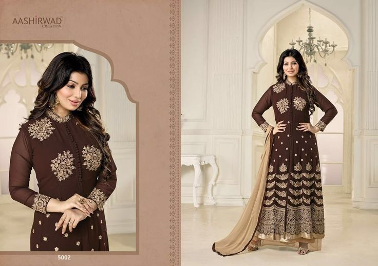 Salwar Kameez Suit Anarkali Indian Pakistani Bollywood Ethnic Dress Designer new…
