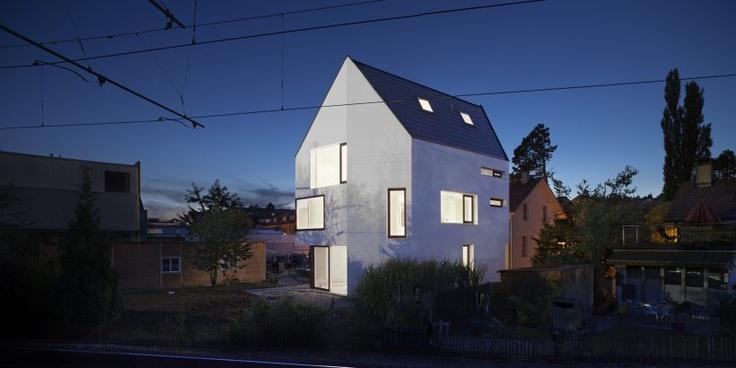 Project - Wohnhaus Gingko - Architizer